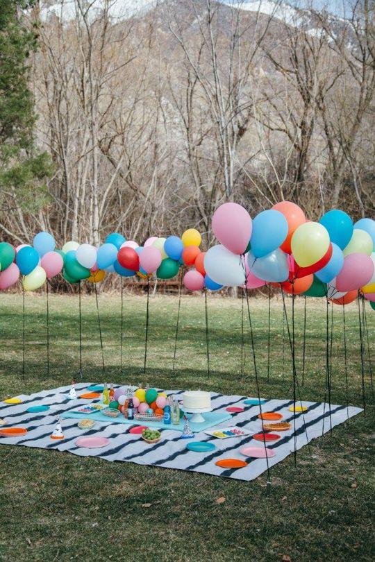 decoracao festa picnic 6