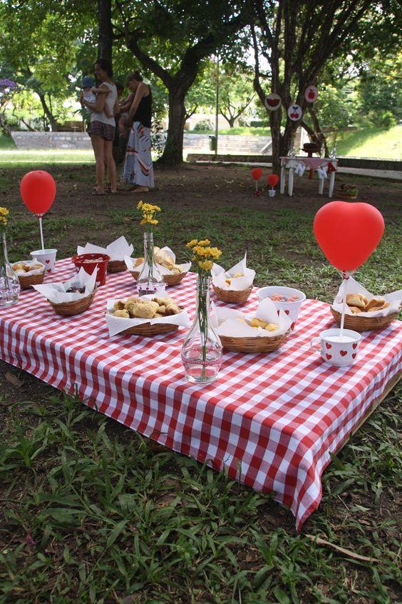 decoracao festa picnic 7