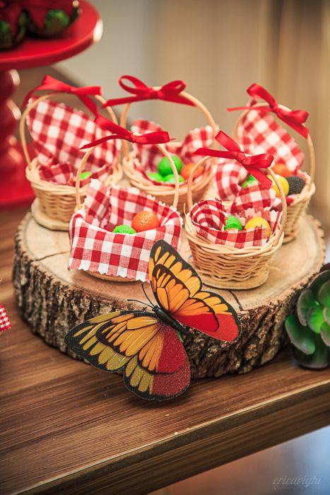 decoracao festa picnic