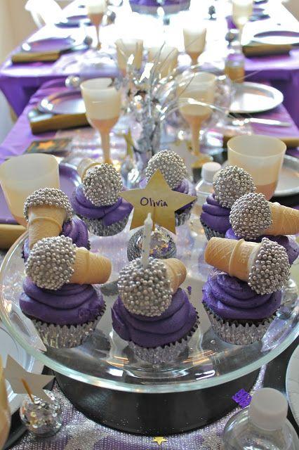 decoracao festa violetta 2