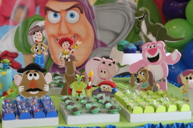 festa do toy story 10