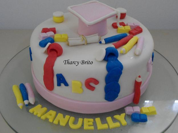 formatura bolo
