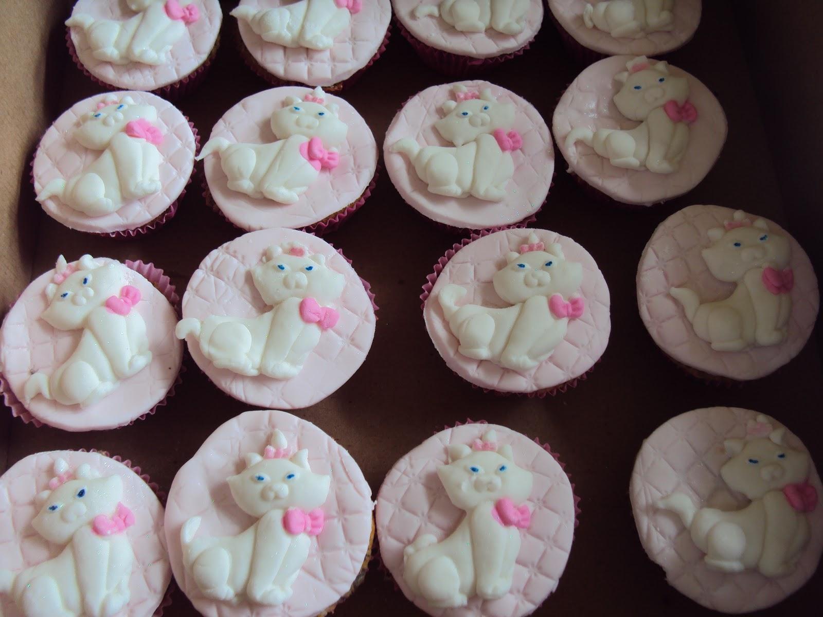 gatinha marie cupcakes