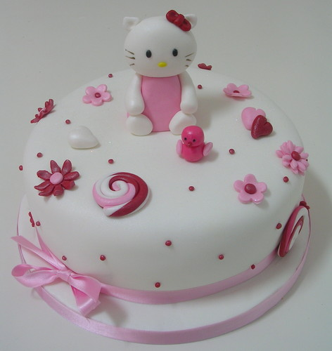 hello kitty boloaniversario Bolo de aniversário Hello kitty