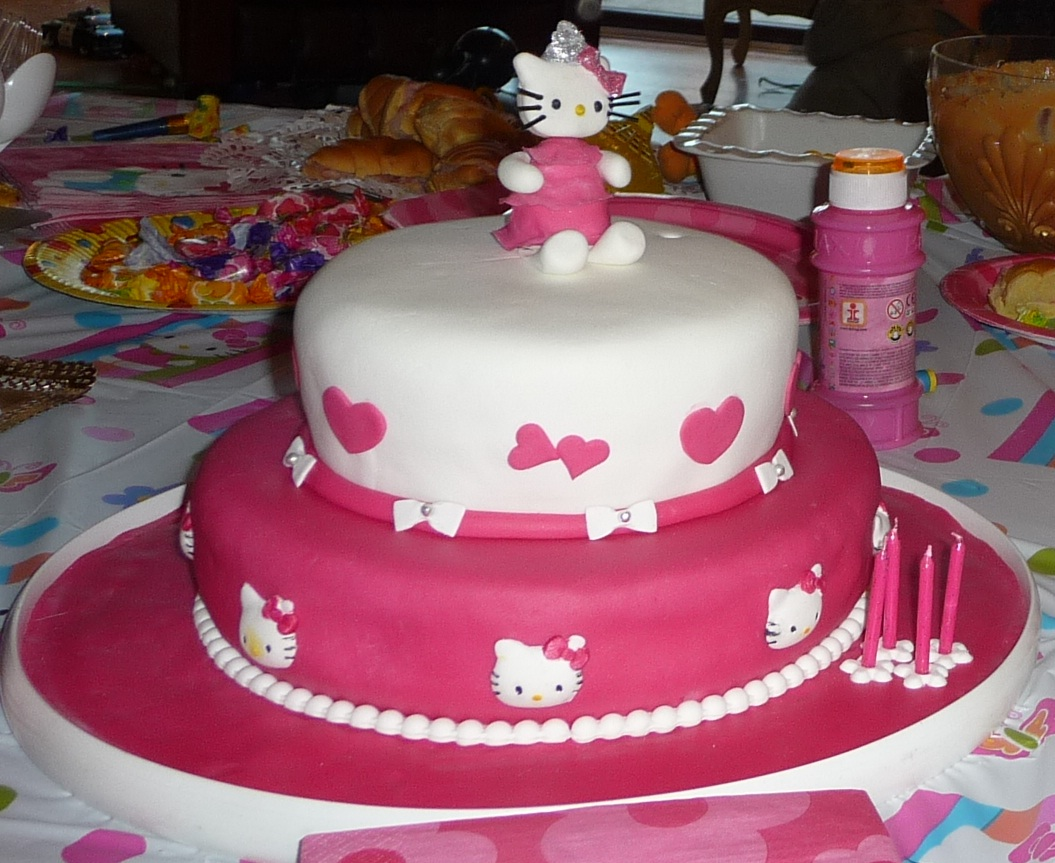 hello kitty boloinfanti Bolo de aniversário Hello kitty