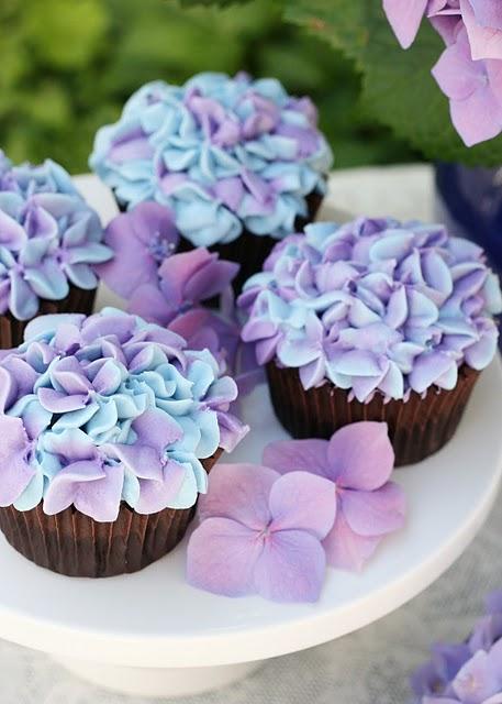 ideias de cupcakes