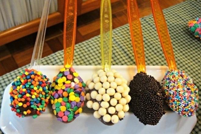 ideias receita doces na colher 2