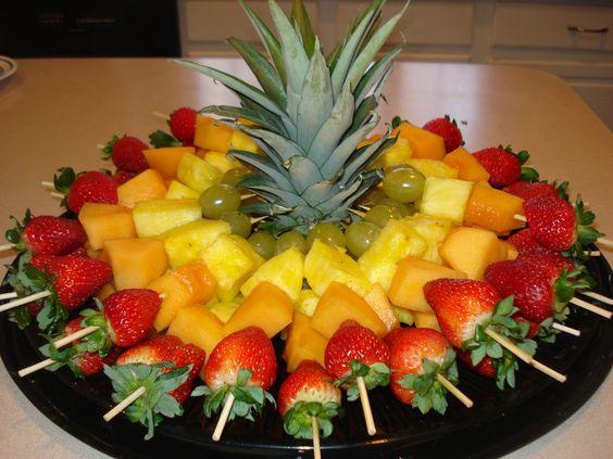 ideias servir fruta casamento 7
